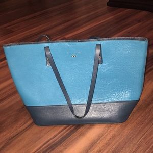 Cole Haan Color-block Beckett Small Tote